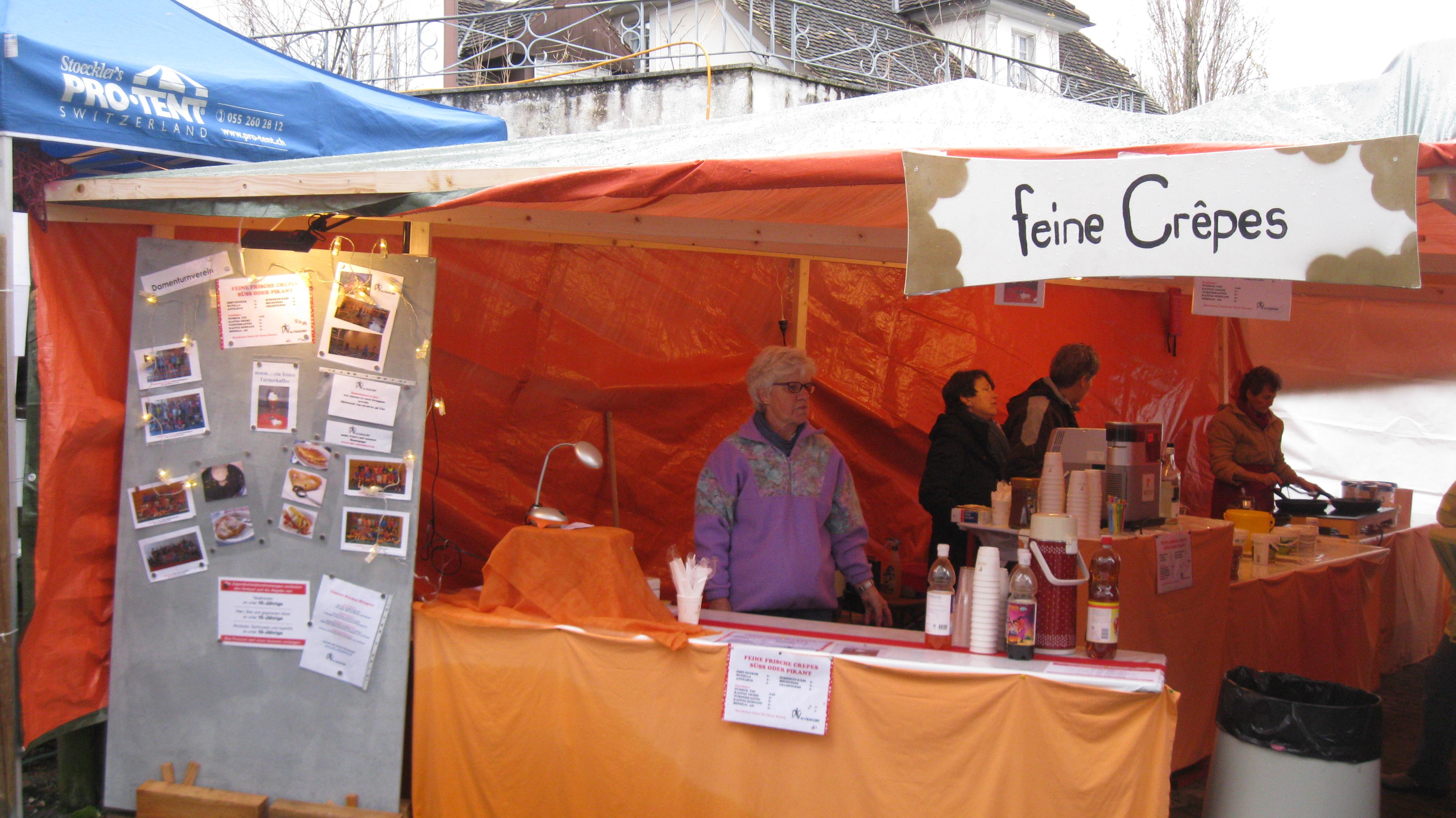 Weihnachtsmarkt Altendorf